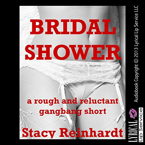Bridal Shower audiobook cover art