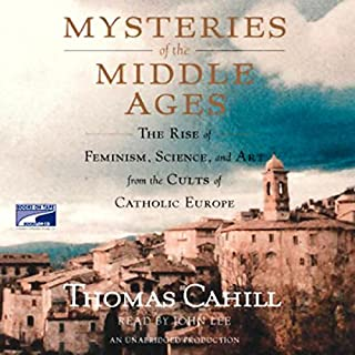 Mysteries of the Middle Ages audiobook cover art