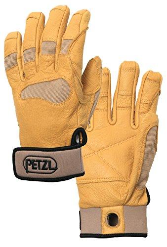 Petzl Erwachsene Handschuhe Cordex Plus, Hellbraun, L