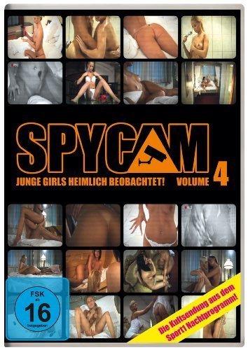 Spy Cam - Junge Girls heimlich beobachtet Vol.4