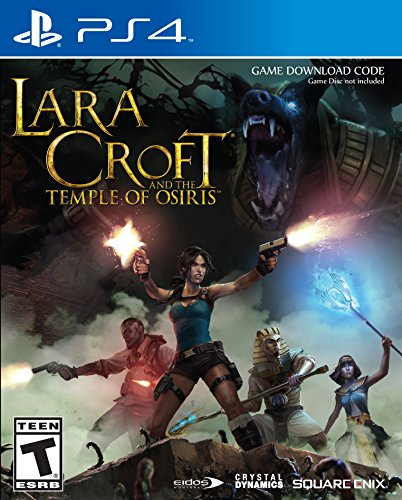 Lara Croft Temple of Osiris Digipack