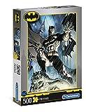 Clementoni 35088 Batman - Rompecabezas para Adultos (500 Piezas)