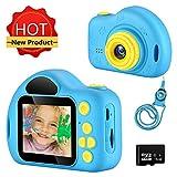 Best Digital Cameras For Children - hyleton Digital Camera for Kids, 1080P FHD Kids Review