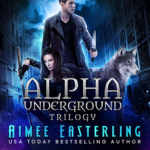Alpha Underground Trilogy cover art