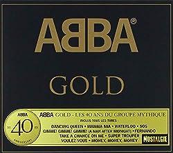 Abba Gold - Edition 40e anniversaire