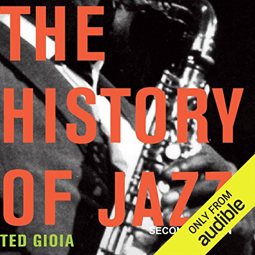 The History of Jazz, Second Edition audiobook cover art
