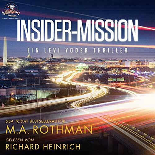 Insider-Mission: Ein Mafia-Thriller Titelbild