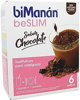 Bimanán  - Batidos chocolate menú sustitutive bimanán, 6