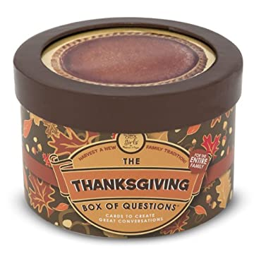 Thanksgiving Box of Questions