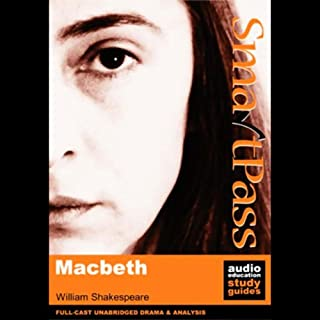SmartPass Audio Education Study Guide to Macbeth (Unabridged, Dramatised) cover art