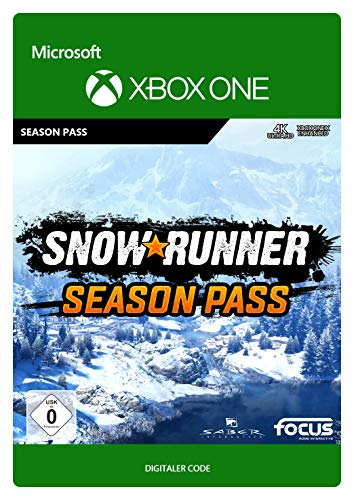 SnowRunner Season Pass | Xbox One - Download Code