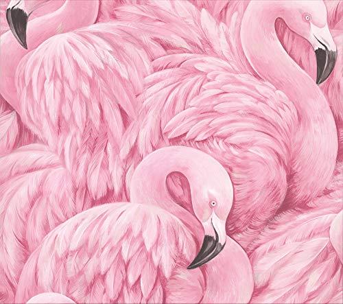 Advantage 2814-803211 Horace Pink Flamingos Wallpaper