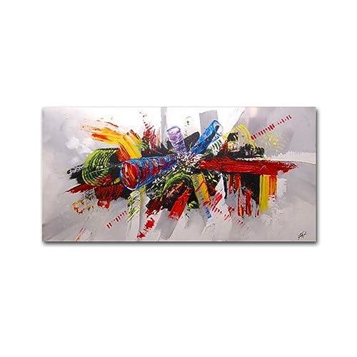Bon Hianiquaime® Tableau Peintures à Lu0027huile Impression Sur Toile Décoration  Murale Peinture Décorative Image