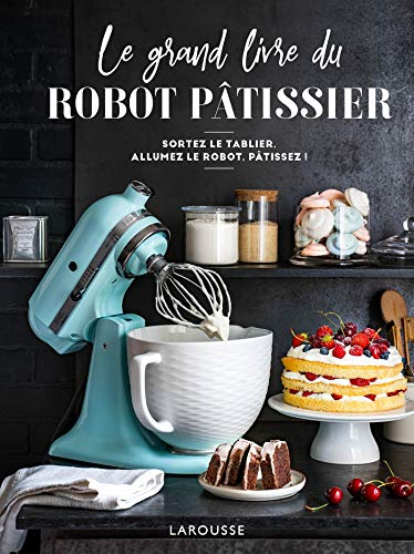 El gran libro del robot pastelero