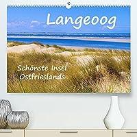 Langeoog - Schoenste Insel Ostfrieslands (Premium, hochwertiger DIN A2 Wandkalender 2022, Kunstdruck in Hochglanz): Impressionen der Nordseeinsel Langeoog (Monatskalender, 14 Seiten )