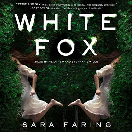 White Fox cover art
