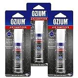 Ozium Air Sanitizer 0.8 oz Spray, That New Car Smell (3)