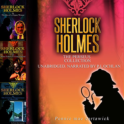 Sherlock Holmes: The Perseus Collection audiobook cover art