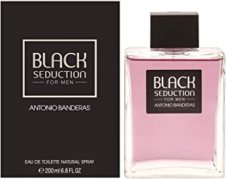 Antonio Banderas Black Seduction Man Edt Vapo 200 Ml 200 ml