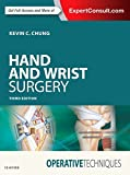 Operative Techniques: Hand and Wrist Surgery - Kevin C. Chung MD  MS