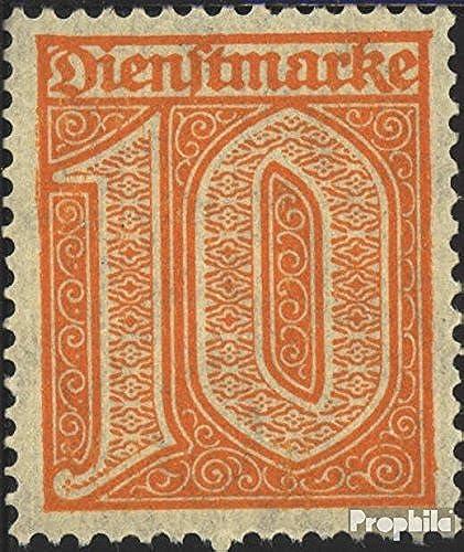 respuestas rápidas Prophila Collection alemán Imperio d65 (completa.edición.) examinado 1921 dígitos dígitos dígitos (sellos para los coleccionistas)  las mejores marcas venden barato