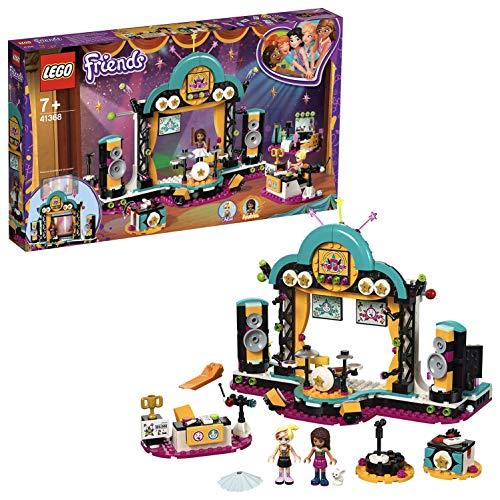 LEGO Friends - Espectáculo de Talentos de Andrea, set creativo e imaginativo...