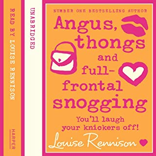 Confessions of Georgia Nicolson (1) – Angus, thongs and full-frontal snogging                   By:                                                                                                                                 Louise Rennison                               Narrated by:                                                                                                                                 Louise Rennison                      Length: 3 hrs and 52 mins     59 ratings     Overall 4.7