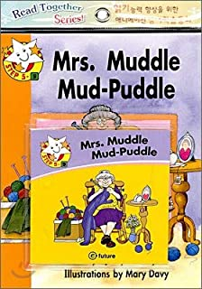 Read Together Step 5-9 : Mrs. Muddle Mud-Puddle (Book + CD)