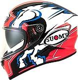 Suomy Casco Speedstar Zerofour, Matt, XL