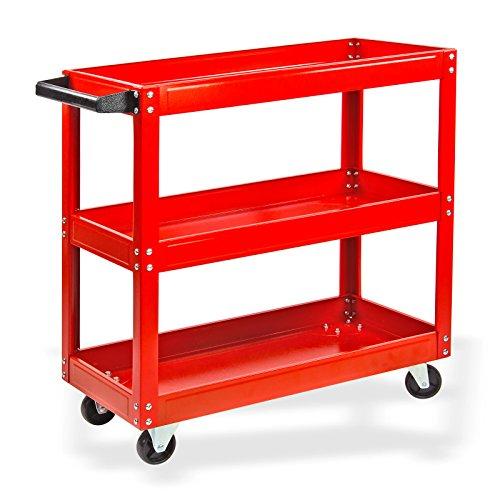 DEMA Werkstattwagen 3 Etagen