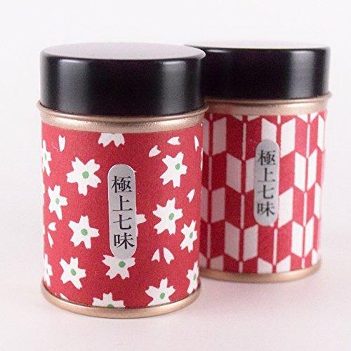やまつ辻田 極上七味 1缶 5g 国産とうがらし 大阪 土産