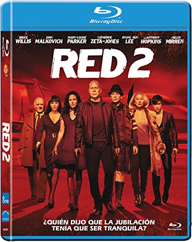 Red 2 (Bd) [Blu-ray]