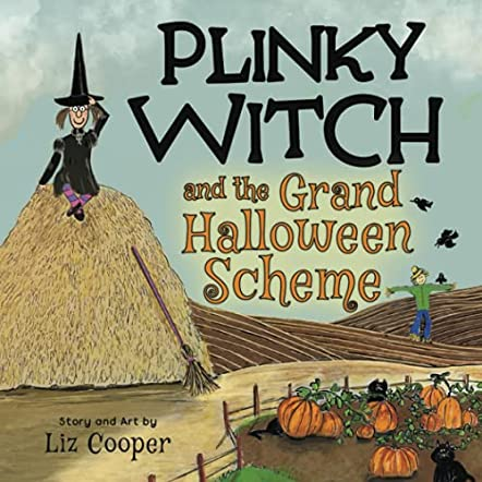 Plinky Witch and the Grand Halloween Scheme