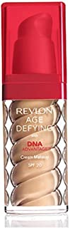 Revlon Age Defying with DNA Advantage Makeup, Bare Buff