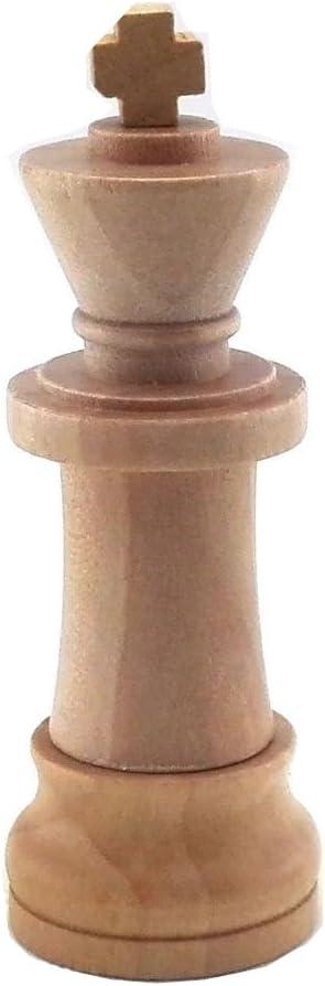 Aneew 16GB Wood Pendrive Wooden 3D International Chess USB Flash Drive Memory