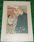 Affiche Ibels Mévisto Les Maîtres de l'Affiche