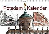 Potsdam Kalender (Wandkalender 2019 DIN A4 quer): Potsdam, Weltkulturerbe, Metropolregion mit Zukunft in Digi-Art. (Monatskalender, 14 Seiten ) (CALVENDO Orte) - Bernd Witkowski