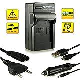 Lumix DMC-LX7W Lumix DMC-LX7 Nuevo Batería PREMIUM para Panasonic DMW-BCJ13