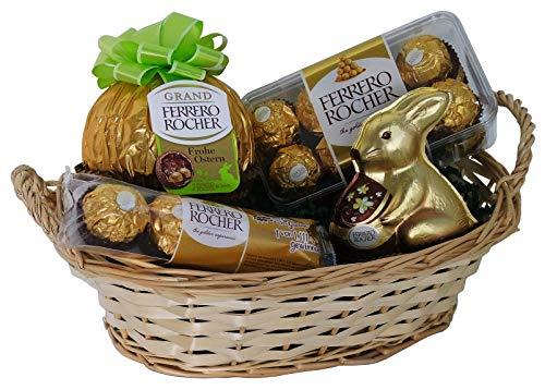 Regalo di Pasqua con Ferrer Rocher (4 pezzi)
