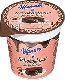 Manner Schoko-Glasur 200g
