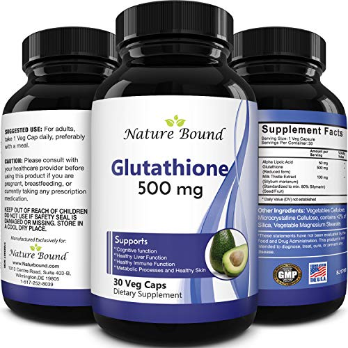 Pure Glutathione Whitening pills Supplement Benefits - Skin Amino...