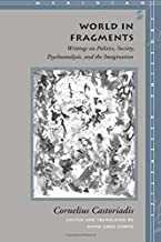 World in Fragments: Writings on Politics, Society, Psychoanalysis, and the Imagination (Meridian - Crossing Aesthetics)