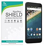 RinoGear Screen Protector for LG Nexus 5X (2015) Case Friendly LG Nexus 5X Screen Protector Accessory Full Coverage Clear Film