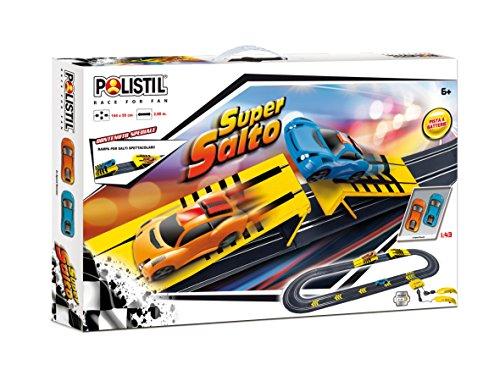 Polistil- Pista Batteria, 960413