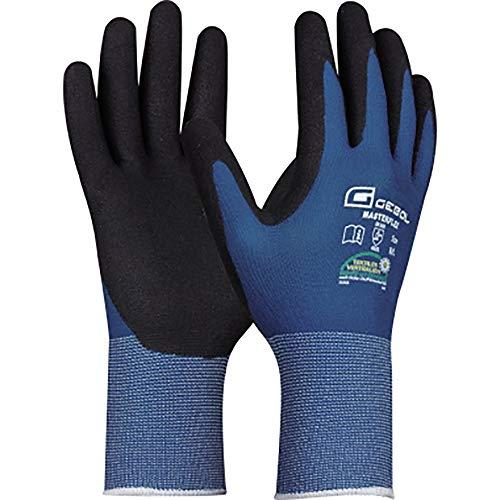 Gebol Handschuh Master Flex Gr. 9 709545 blau