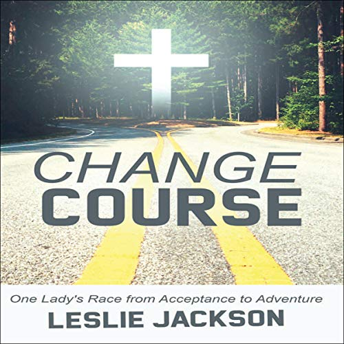Change Course audiobook cover art
