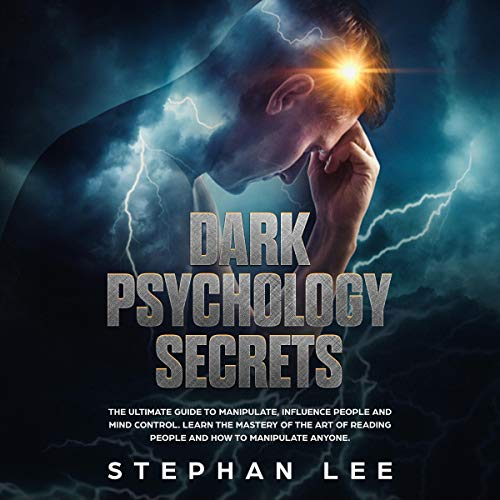 Dark Psychology Secrets  By  cover art