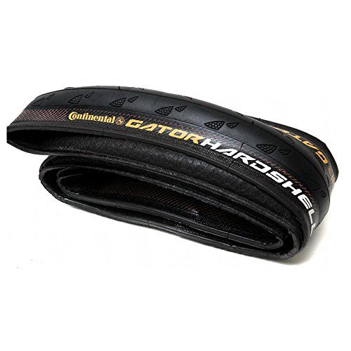 Continental Gator Hardshell 700C DuraSkin–Cubierta plegable, - N/A