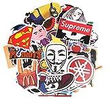 Love Sticker Pack 100-Pcs Sticker Calcomanías Vinilos para Laptop, Niños, Coches, Motocicleta, Bicicleta, Equipaje de Skateboard, Pegatinas de Parachoques Hippie Decals Bomb Waterproof