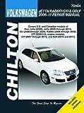 VW Jetta/Rabbit/Gti/Golf (06-11) (Chilton): 2006-2011 (Chilton's Total Car Care Repair Manuals)